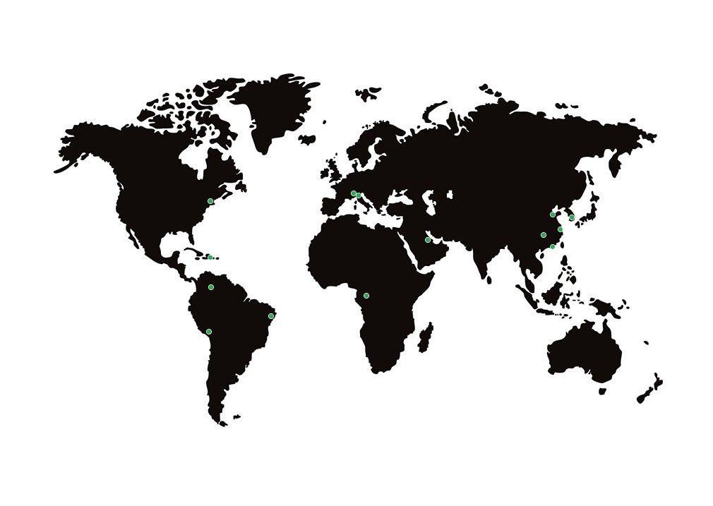 Mappa sedi